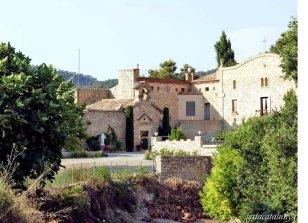 La Llacuna - Església de Sant Joan de Mas Baltà