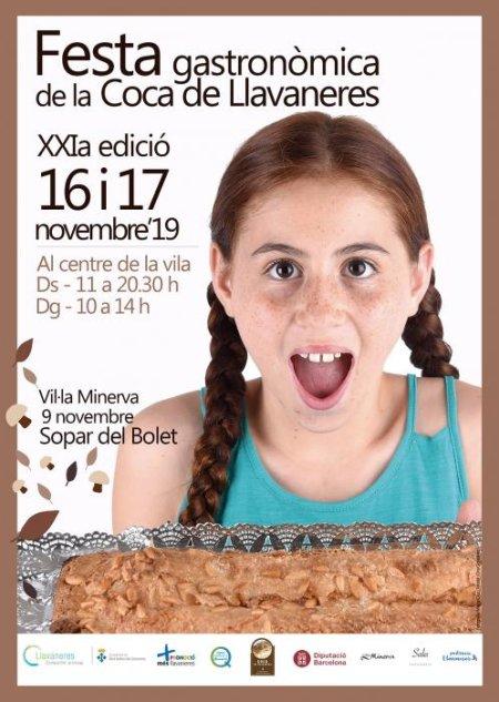 Sant Andreu de Llavaneres - Festa Gastronòmica de la Coca