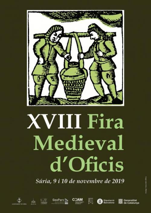Súria - Fira Medieval d'Oficis