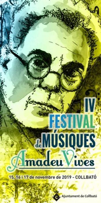 Collbató - Festival de Músiques Amadeu Vives
