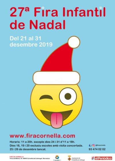 Cornellà de Llobregat - Fira Infantil de Nadal