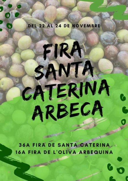 Arbeca - Fira de Santa Caterina