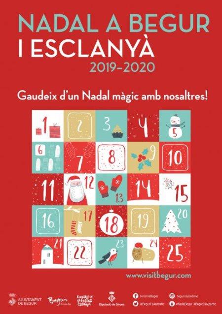 Nadal a Begur i Esclanyà