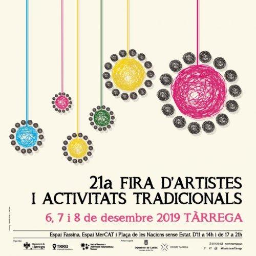 Tàrrega - Fira d'Artistes i Activitats Tradicionals