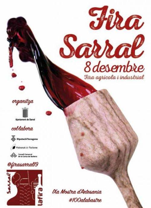 Fira Sarral, Fira Agrícola i Industrial i Mostra d'Artesania