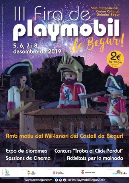 Begur - Fira de Playmobil