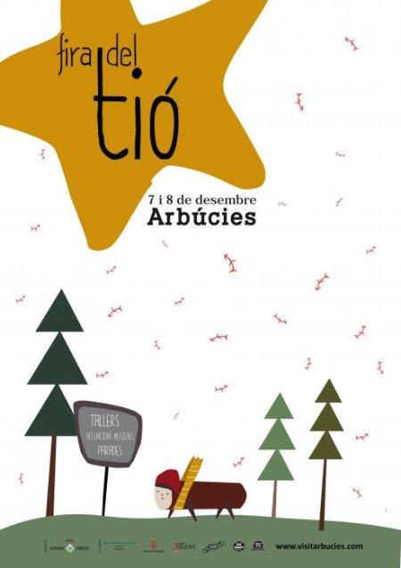 Arbúcies - Fira del Tió
