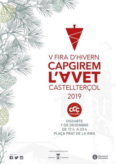 Castellterçol - Fira d'Hivern, Capgirem l'Avet
