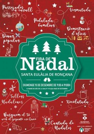 Santa Eulàlia de Ronçana - Fira de Nadal