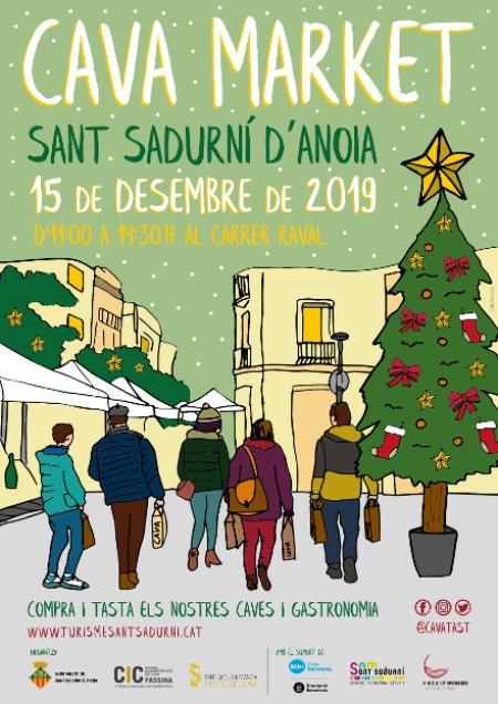 Sant Sadurní d'Anoia - Cava Market