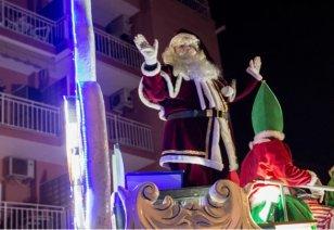 Olesa de Montserrat - Santa Claus (Foto: Ajuntament d'Olesa de Montserrat)