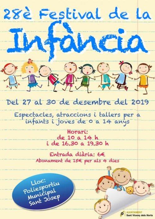 Sant Vicenç dels Horts - Festival de la Infància