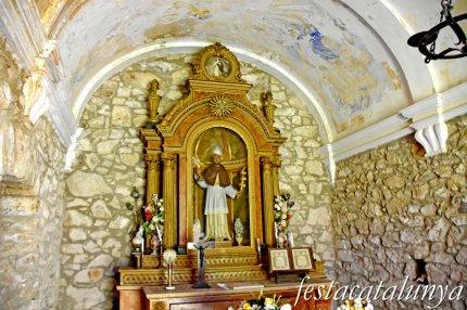 Espinelves - Capella de Sant Ramon del Masjoan