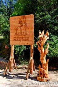 Espinelves - Arboretum de Masjoan
