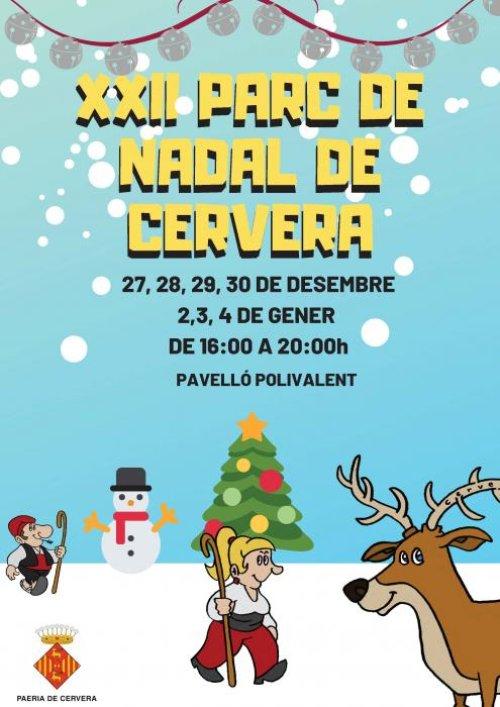 Cervera - Parc de Nadal