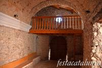 Bagà - Palau dels Barons de Pinós - Capella de Santa Maria