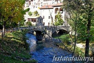 Bagà - Pont de la Vila o del Molí