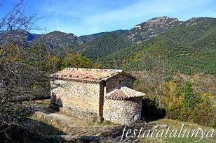 Bagà - Sant Joan de l'Avellanet