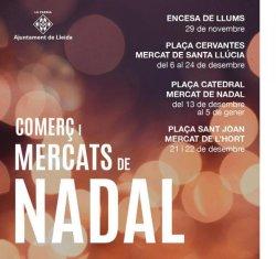Lleida - Mercats de Nadal