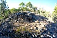 Rubió - Sepulcre megalític dels Tres Reis
