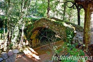 Arbúcies - L'Arbúcies de Rusiñol - El Pont de les Pipes