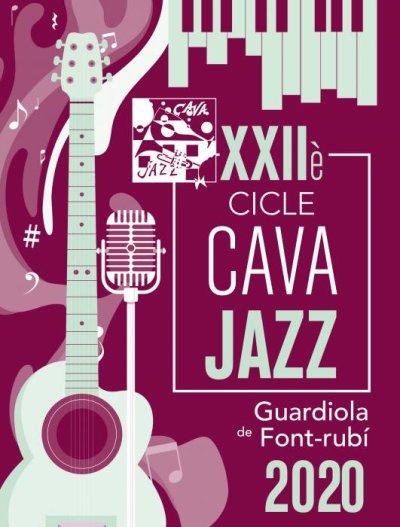 Font-rubí - Cicle Cava Jazz a Guardiola (Foto: Ajuntament de Font-rubí)