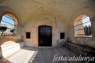 Vilanova de Prades - Ermita de Sant Antoni de Pàdua
