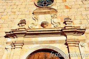 Vilanova de Prades - Església parroquial de Sant Salvador