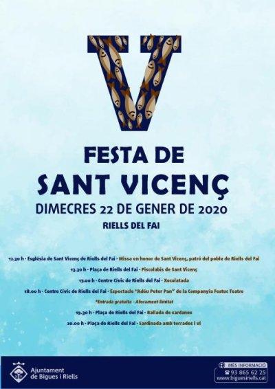 Bigues i Riells - Festa de Sant Vicenç