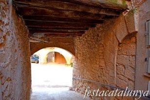 Blancafort - Nucli antic - Plaça Vella