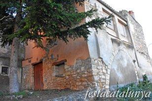 Blancafort - Nucli antic - Restes de l'antic castell i muralles