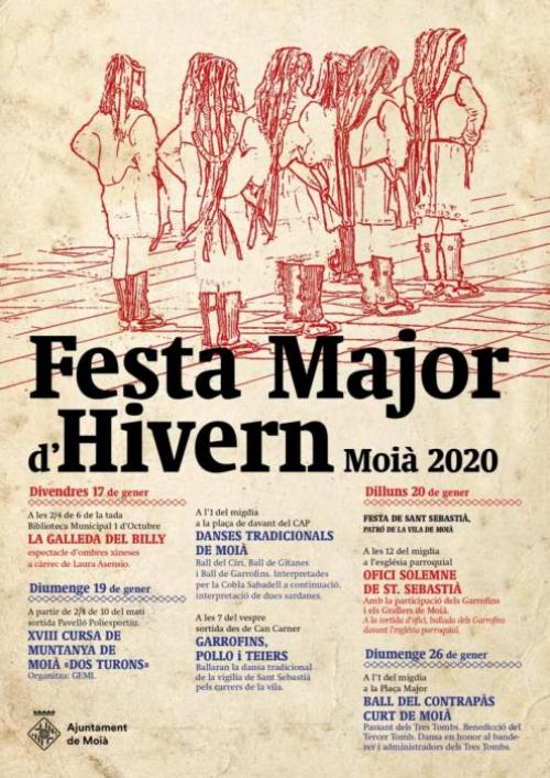 Moià - Festa Major d'Hivern
