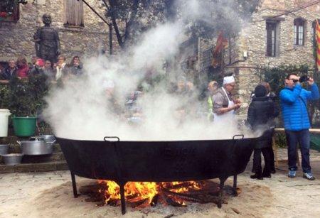 Bagà - Festa de l'Arròs (Foto: www.baga.cat)
