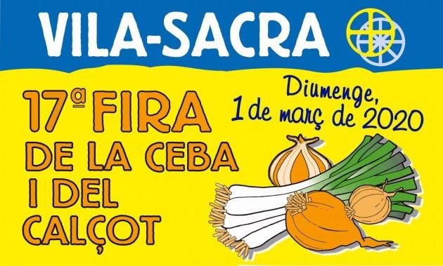 Vila-sacra - Fira de la Ceba i del Calçot