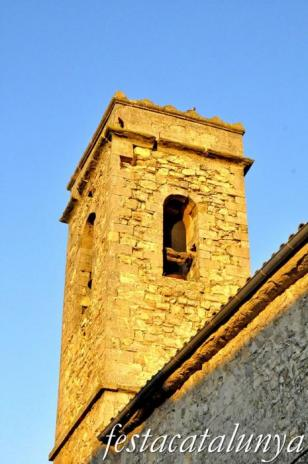 Savallà del Comtat - Església parroquial de Sant Pere de Savallà