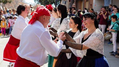 Viladecans - Ball de la Tornaboda (Foto: Ajuntament de Viladecans)