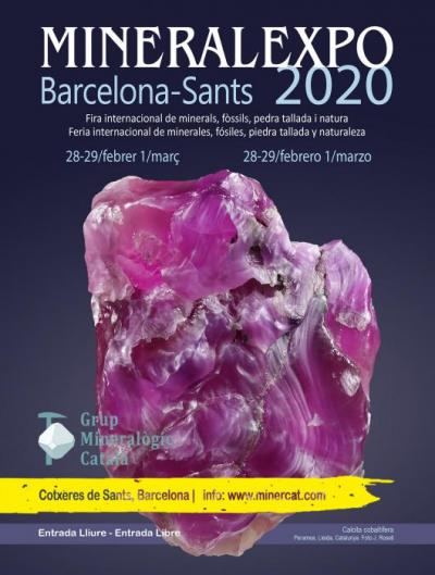Barcelona - Mineralexpo