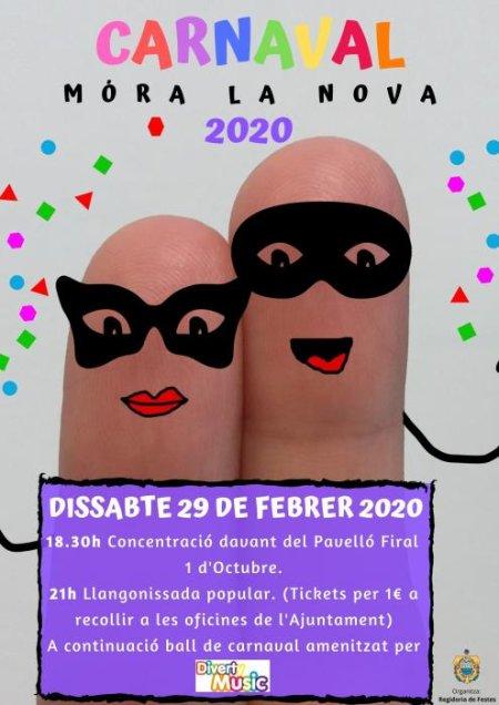 Móra la Nova - Carnaval