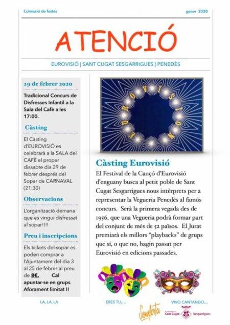 Sant Cugat Sesgarrigues - Carnaval