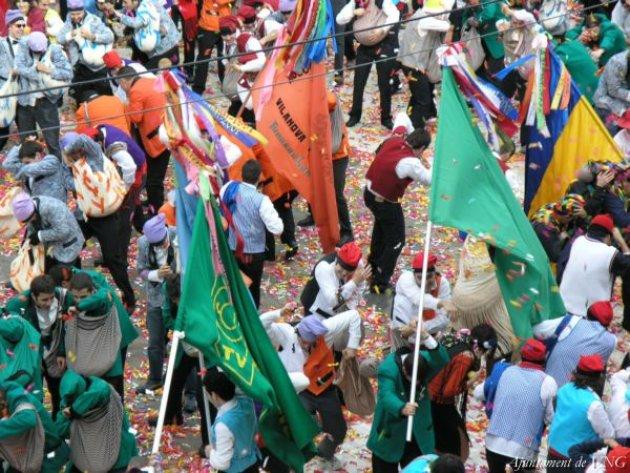 Vilanova i la Geltrú - Carnaval (Foto: Ajuntament de VNG)
