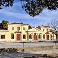 Pont de les Escoles i Escoles J.J. Ràfols de Torrelavit