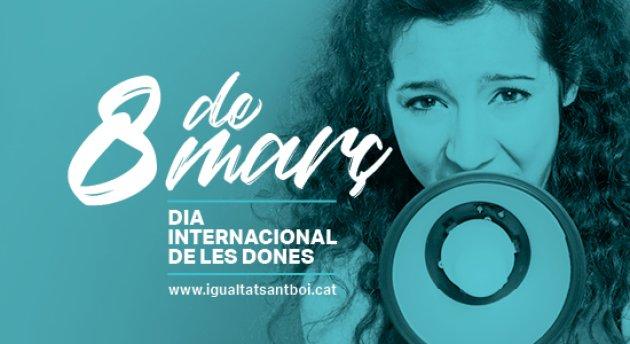 Sant Boi de Llobregat - Dia Internacional de les Dones