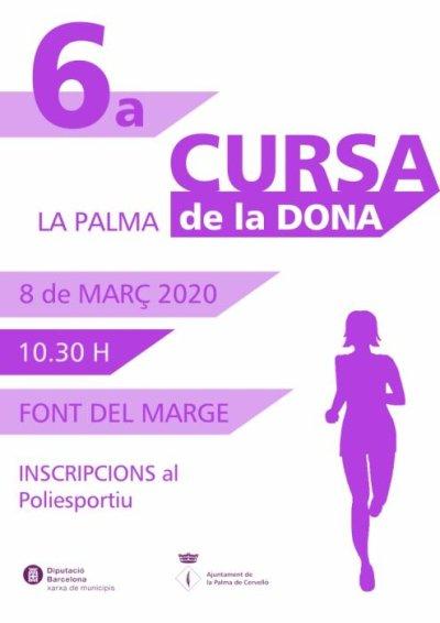 La Palma de Cervelló - Cursa de la Dona