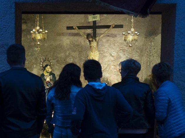 Olesa de Montserrat - La Ruta dels Misteris (Foto: Ajuntament d'Olesa de Montserrat)