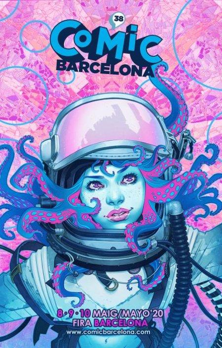 Barcelona - Saló Internacional del Cómic