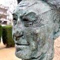 Monument a Josep Pla a Palafrugell