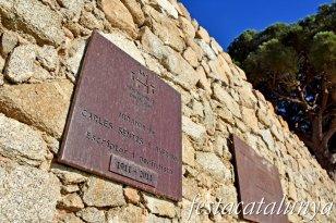 Palafrugell - Calella de Palafrugell - El Canadell - Mirador Carles Sentís