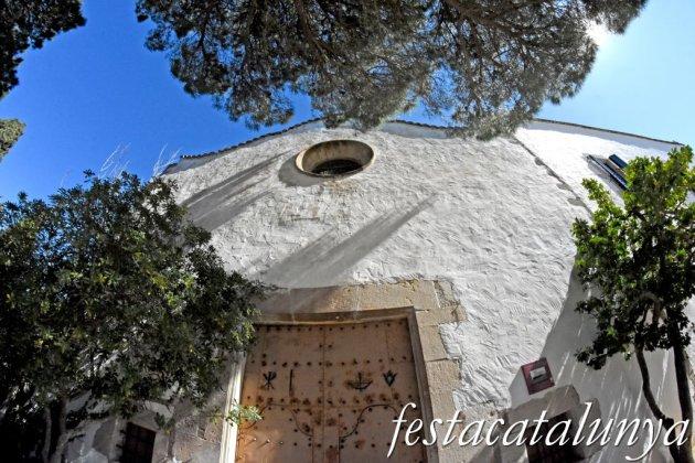 Palafrugell - Església de Sant Sebastià de la Guarda