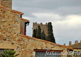 Palafrugell - Torre del mas Sureda o can Tupí