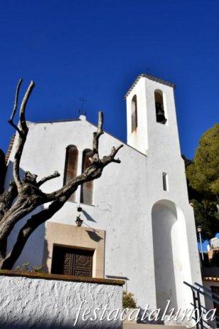 Palafrugell - Llafranc poble - Església de Santa Rosa
